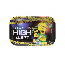 Plateau 27X17 High Alert en metal