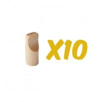 Filtre en bois CANNAGAR G2 small et large