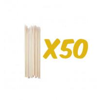 Brochette bambou CANNAGAR G2 small et large