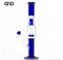 BANG VERRE GRACE DOUBLE BARREL PERCO 38CM 60/45M 18.8M BLUE