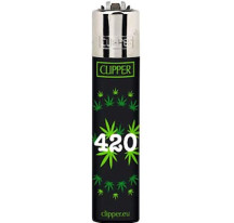 CLIPPER ® Green Leaves - 1/4