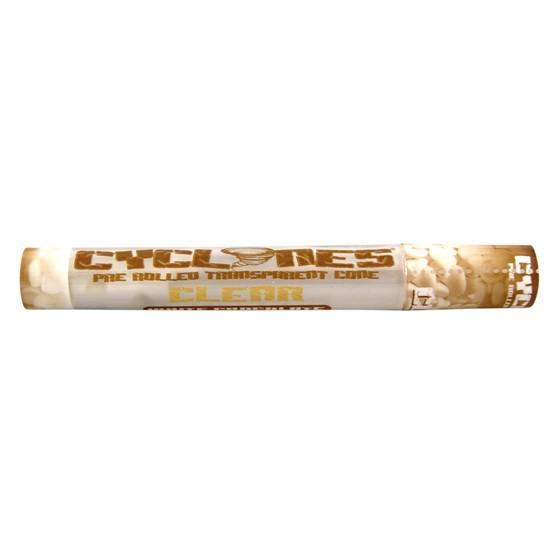 CYCLONES CLEAR CHOCOLAT BLANC 12849