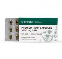 Gelules capsules X30 10% CBD ENECTA