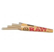 Pack cônes pré-roulés X3 RAW