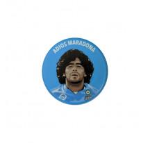 Grinder plastique 3 parties motifs Maradona