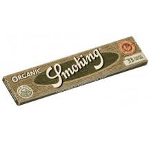 Feuilles slim SMOKING Organic