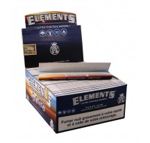 Feuilles king size slim ELEMENTS