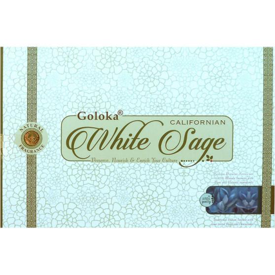 GOLOKA WHITE SAGE CALIFORNIE X15