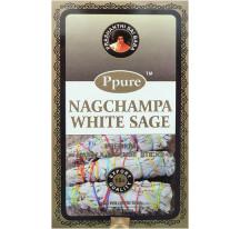 PPURE NAGCHAMPA SAUGE BLANCHE X15
