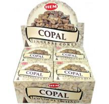 HEM CONES COPAL X10