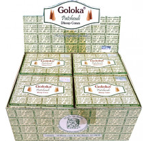 GOLOKA CONES PATCHOULI X10