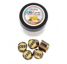 Bonbon CBD Orange Cannelle CIBIDAY