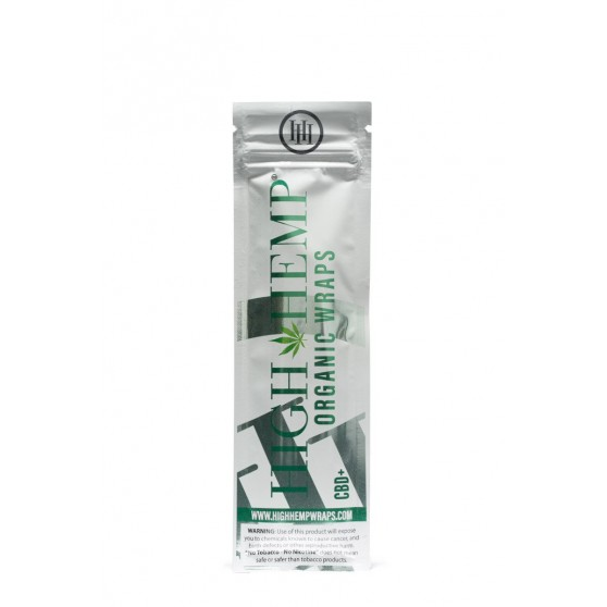 FEUILLE BLUNT WRAPS HEMP X 2