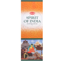 ENCENS HEM HEXA PACK X20 SPIRIT OF INDIA