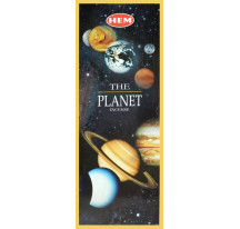 ENCENS HEM HEXA PACK X20 THE PLANET