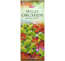 ENCENS HEM HEXA PACK X20 ORCHIDEES SAUVAGES