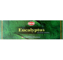 ENCENS HEM HEXA PACK X20 EUCALYPTUS