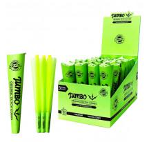 Cônes vert king size X3 JUMBO
