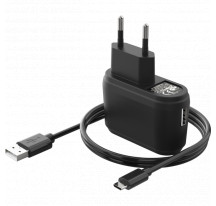 Adaptateur USB plug europe CRAFTY