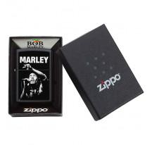 Zippo BOB MARLEY Black et White