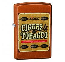 Zippo Cigars Design