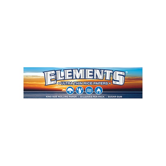 FEUILLE KING SIZE ELEMENTS