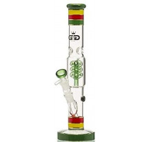 Bang verre Grace Glass RASTA 38cm