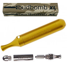 Pipe Budbomb Xl Officiel Gold 15cm