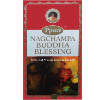 PPURE NAGCHAMPA BUDDHA BLESSING X15