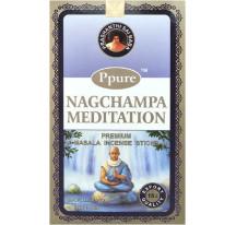PPURE NAGCHAMPA MEDITATION X15