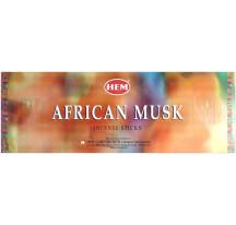 HEM HEXA PACK AFRICAN MUSK X20