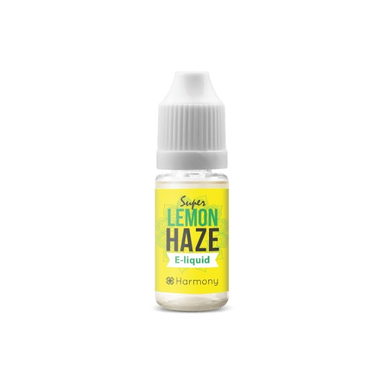 E LIQUIDE HARMONY LEMON HAZE 0/0mg