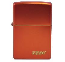 Zippo flat red