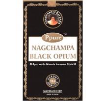 PPURE NAGCHAMPA BLACK OPIUM X15
