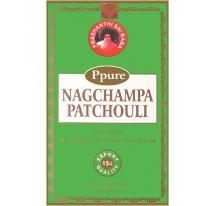 PPURE NAGCHAMPA PATCHOULI X15
