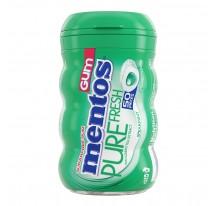 Cachette chewing gum Mentos Pure fresh