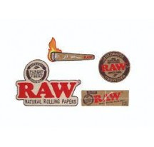 Patch thermocollant RAW