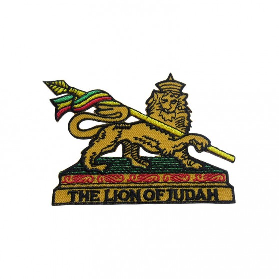 PATCH THERMOCOLLANT THE LION OF JUDAH