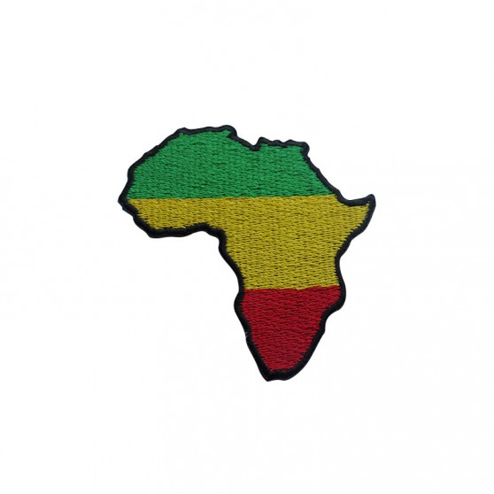 PATCH THERMOCOLLANT FORME AFRIQUE VJR