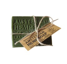 SAVON AU CHANVRE AMSTERDAM HEMP SOAP 100g