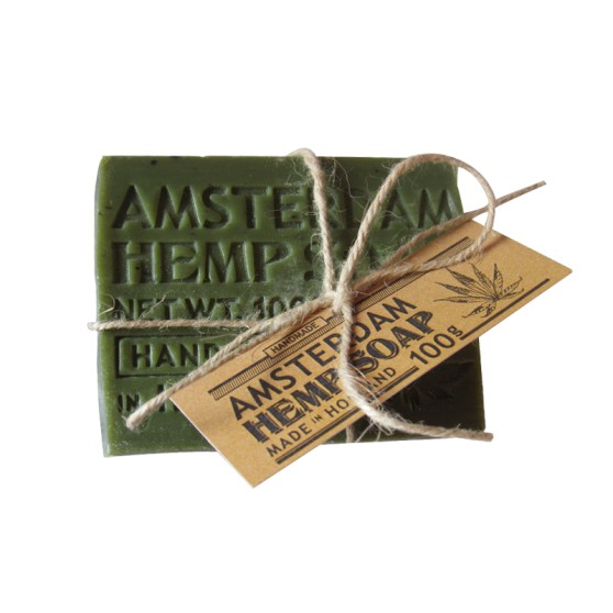 SAVON AMSTERDAM HEMP SOAP