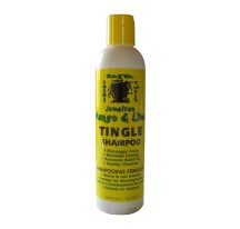 Tingle shampoo jamaican mango and lime