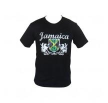 T SHIRT NOIR JAMAICA