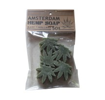 5 SAVON AU CHANVRE AMSTERDAM HEMP SOAP 50G