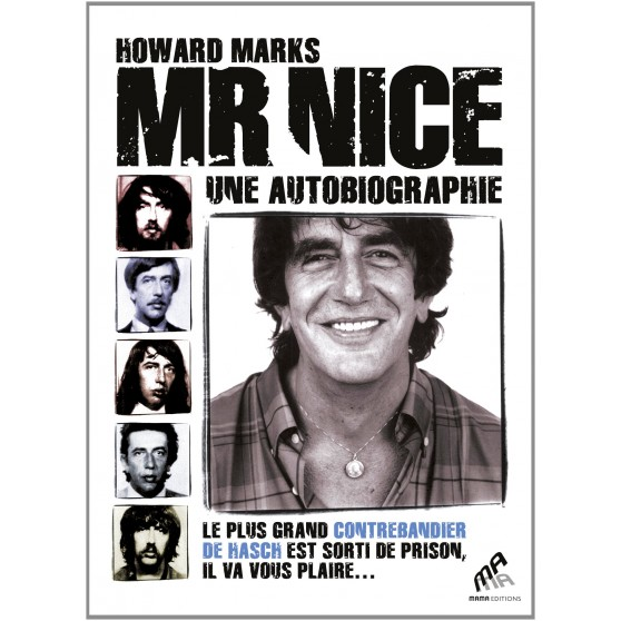 Mr nice, autobiographie