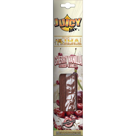 ENCENS JUICY JAY'S x20 CHERRY VANILLA