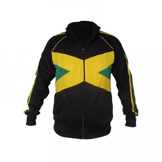 VESTE POLYESTER JAMAICA NOIR