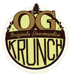 OG KRUNCH Originale Gourmandise !