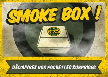 pochettes surprises pour fumeur elijah