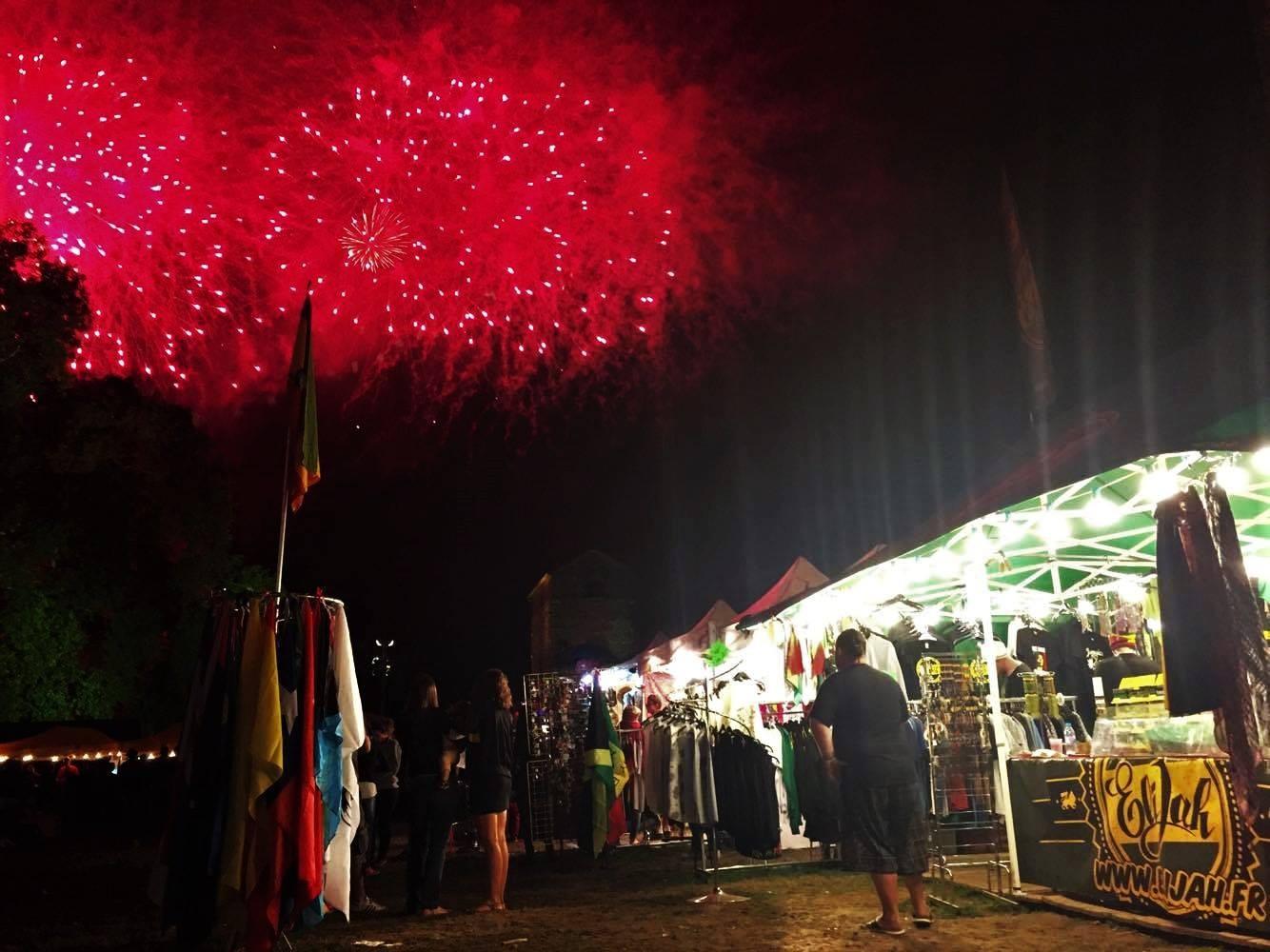 Comme chaque année présent au NO LOGO Festival !